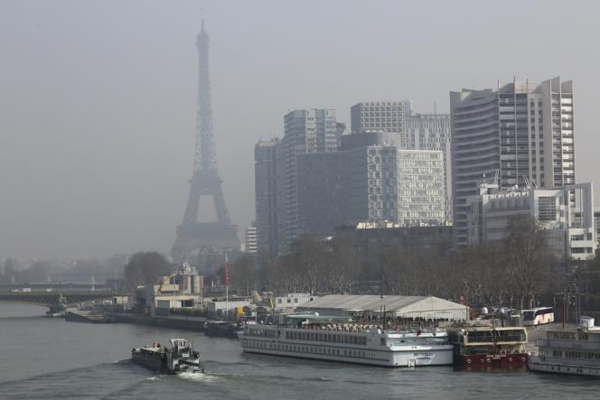 Paris, le 13 mars 2014.