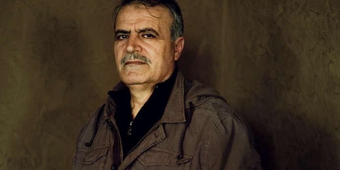 L'ancien général d'aviation Assad Al-Zoabi, est devenu consultant militaire.