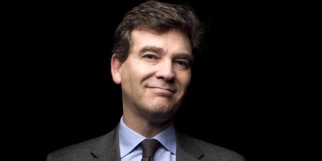 Le ministre du redressement productif Arnaud Montebourg.