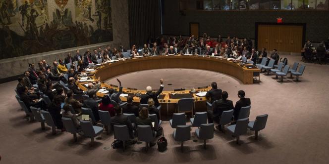Le conseil de sécurité de l'ONU n'est pas parvenu à adopter la résolution sur l'Ukraine, samedi.