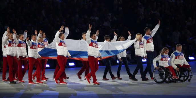 Avec 80 médailles remportées aux Jeux paralympiques de Sotchi, la Russie a explosé tous les records.