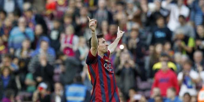Avec 371 buts inscrits sous les couleurs du Barça, Lionel Messi est devenu le plus grand buteur de l'histoire du club catalan.