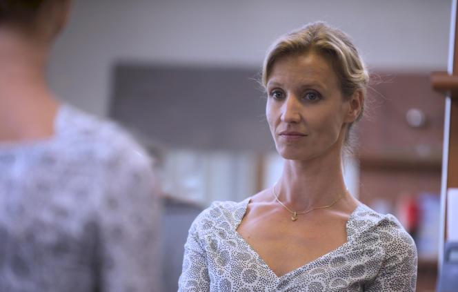 Alexandra Lamy dans le film français de Nils Tavernier,