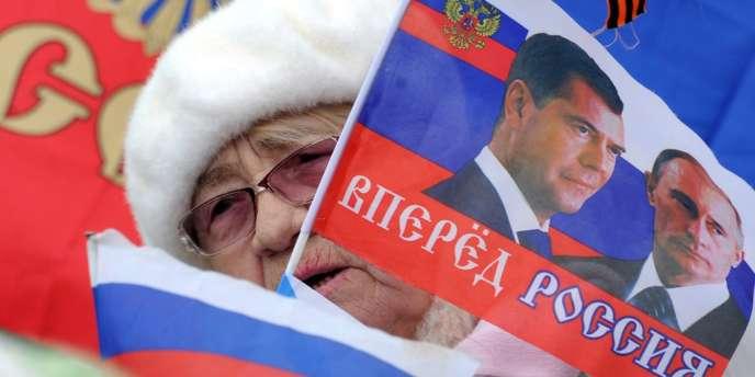 Selon Christophe Deloire, secrétaire général de Reporter sans frontières, le Kremlin a mis la Crimée sous une cloche de propagande.