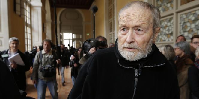 Troisième procès pour Maurice Agnelet (ici en 2007), condamné à 20 ans de réclusion criminelle.