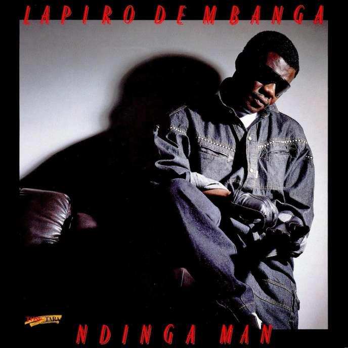 Pochette de l'album de Lapiro de Mbanga,
