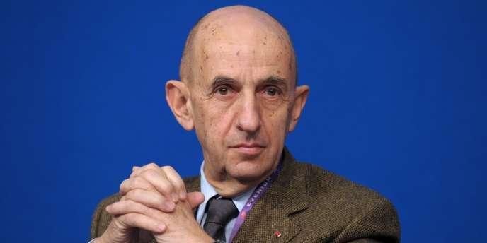 Louis Gallois, en novembre 2013.