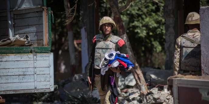 Les attentats et attaques meurtriers contre policiers et soldats sont devenus quasi quotidiens depuis le4juillet2013, quand l'armée a renversé l'islamiste Mohammed Morsi.