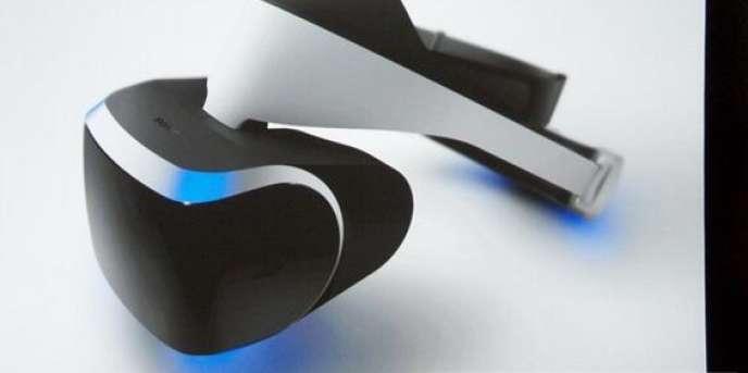 Sony dévoile son projet Morpheus, consacré à la réalité virtuelle sur PlayStation 4