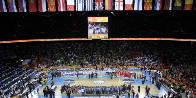 L'Euro de basket 2015 aura bien lieu en Ukraine, selon le président de la Fédération nationale.