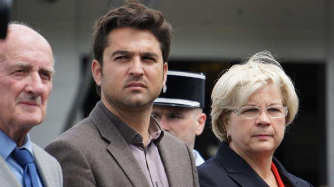 Arnaud Robinet et Catherine Vautrin visent respectivement la mairie et la présidence de l'agglomération de Reims.