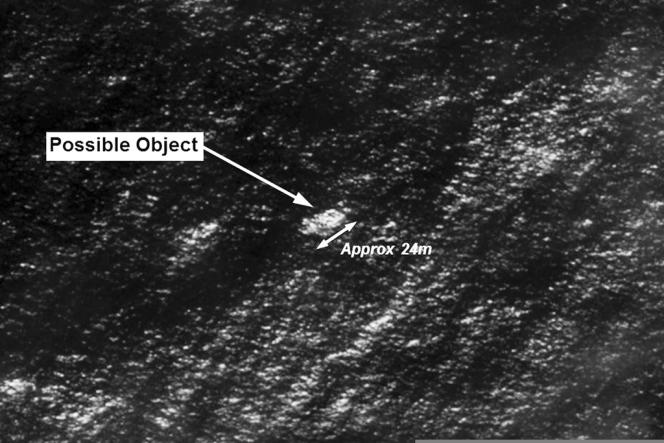 Des images satellites ont montré, dans le sud de l'océan Indien, des objets pouvant être les restes du Boeing 777 de la Malaysia Airlines.