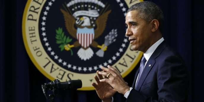 Barack Obama le 19 mars.