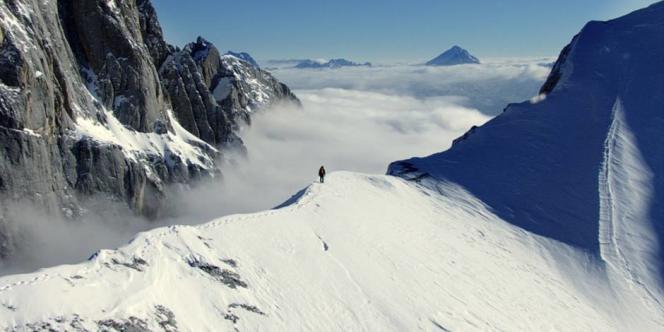 Reinhold Messner, un géant de la montagne aux nerfs de glace.