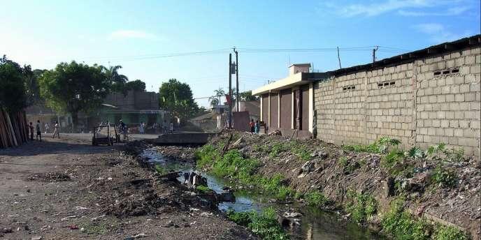 la ville de Cap-haïtien en 2006