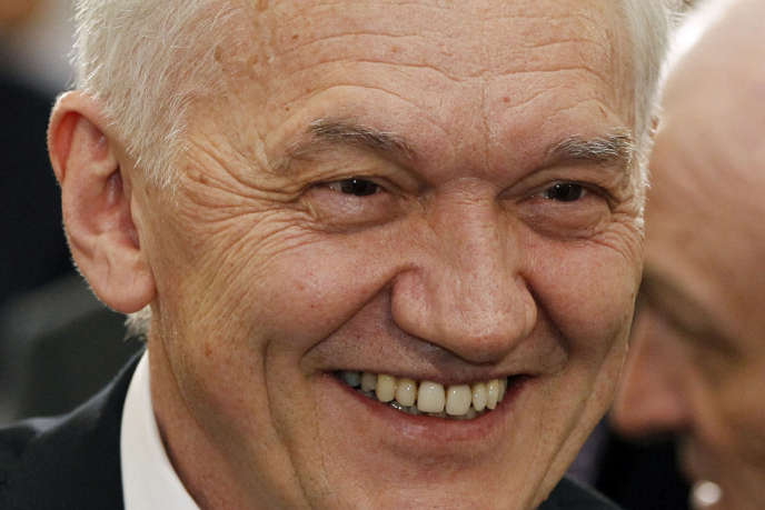 Gennadi Timchenko, ici en avril 2013.