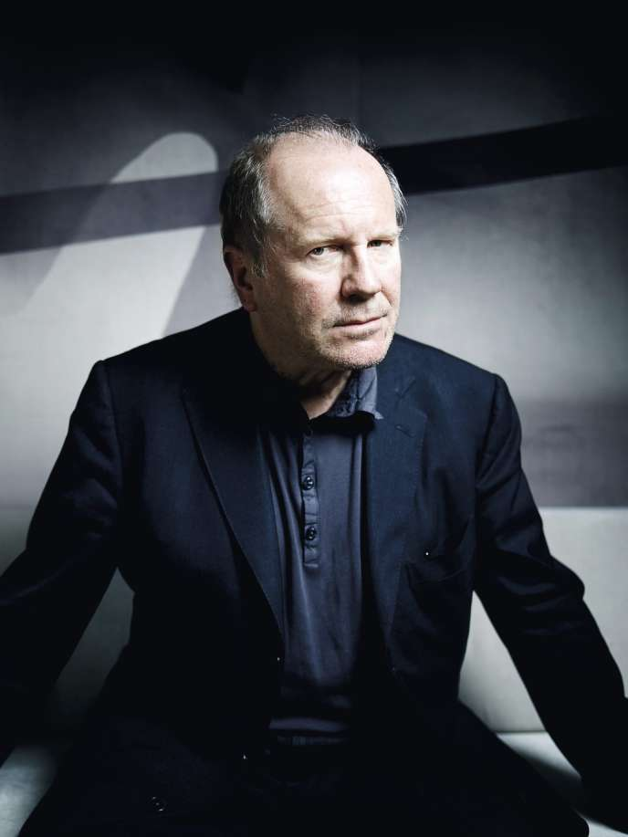 L'écrivain William Boyd.