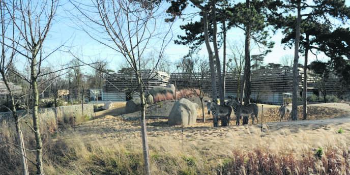Plus d'un millier d'animaux sont répartis sur les quinze hectares du parc zoologique de Paris.