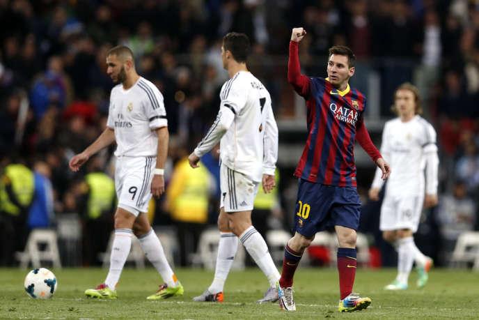 La Fédération espagnole de football défend les intérêts du Barça de Messi et du Real de Cristiano Ronaldo.