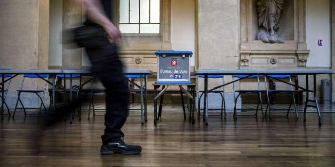 Municipales Ouverture Des Bureaux De Vote