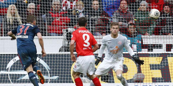 Sur 36 clubs professionnels allemands, seuls 9 ont voté pour l'installation de caméras sur la ligne de but.