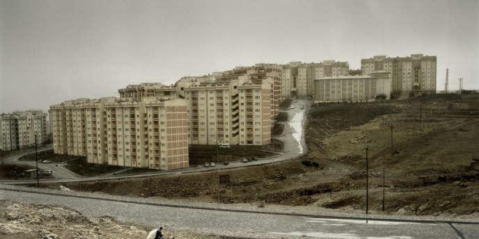 La ville de Kayseri, en Anatolie, cinquième place industrielle de Turquie.
