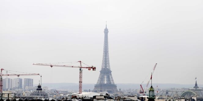 Paris pourrait être candidate au Jeux olympiques 2024.