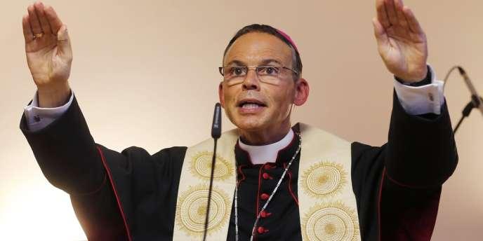 Franz-Peter Tebartz-van Elst, le 29 août 2013.