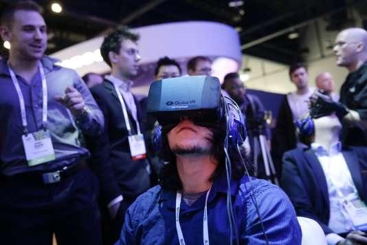 Si la réalité virtuelle est une des tendances fortes du secteur jeu vidéo, seul un studio français sur cinq développe des jeux pour ce nouveau support.
