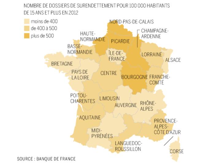 Carte Cdiscount Et Surendettement.Surendettement Le Nombre De Dossiers Augmente Toujours