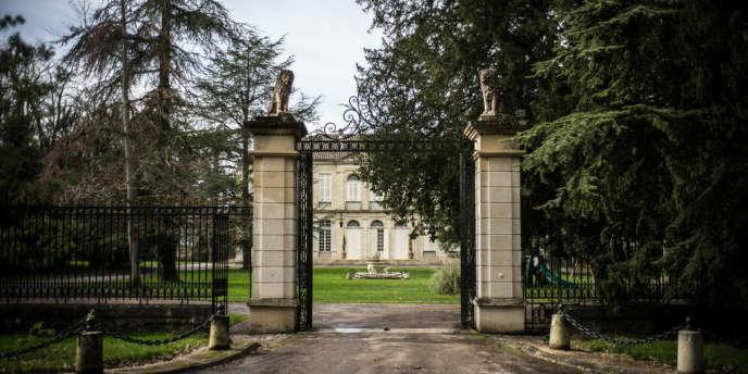 L'Institut médico-éducatif Moussaron, en février.