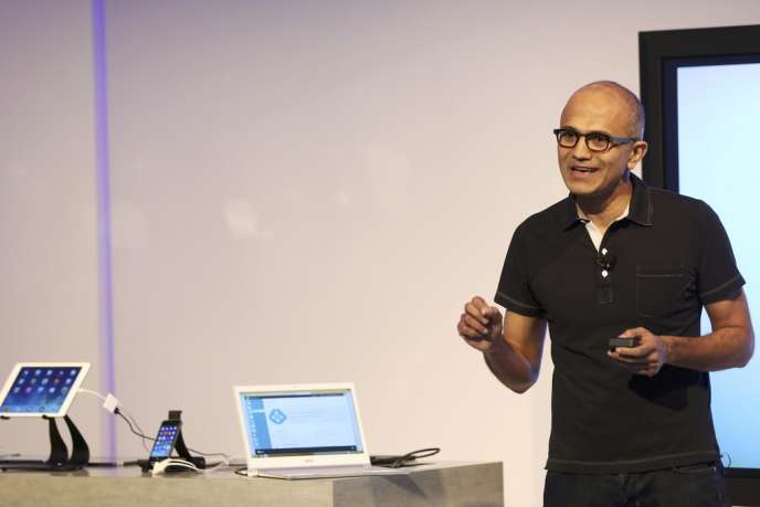 Microsoft lance sa suite Office sur iPad, iPhone et Android