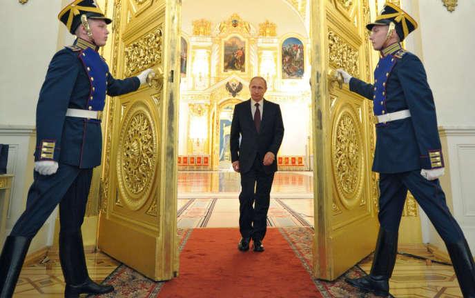 L'opération de déstabilisation menée par la Russie en Ukraine vise à rendre impossible la tenue de l'élection présidentielle prévue le 25 mai.