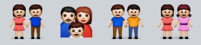 Emoji d'Apple.