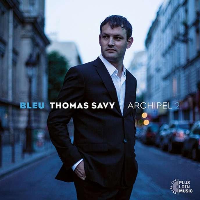 Pochette de l'album de Thomas Savy,