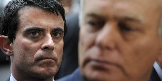 François Hollande a demandé à son ministre de l'intérieur de succéder à Jean-Marc Ayrault au poste de premier ministre.