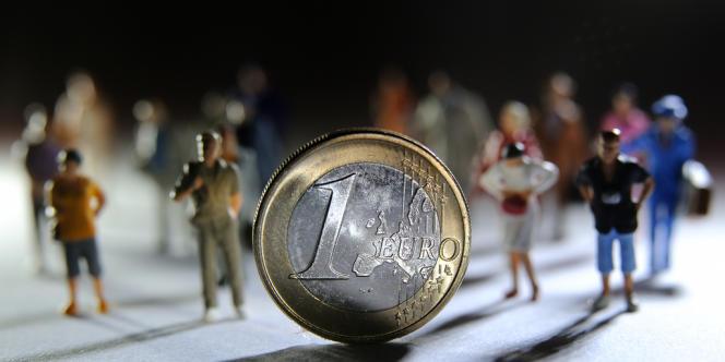 Seulement 40 % des sondés ont pu économiser au cours de l'année écoulée, selon l'étude publiée par l'école Audencia Nantes.