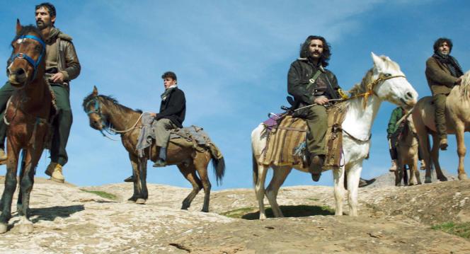 Korkmaz Arslan dans le film kurde, français et allemand d'Hiner Saleem,