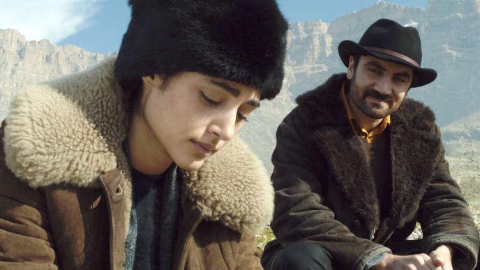 Golshifteh Farahani et Korkmaz Arslan dans le film kurde, français et allemand d'Hiner Saleem,