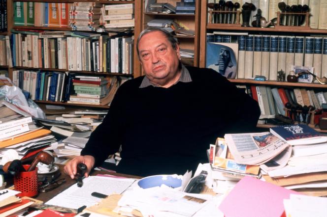 L'historien Jacques Le Goff est mort mardi1eravril à Paris, a annoncé sa famille.