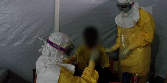 Fièvre Ebola en Guinée
