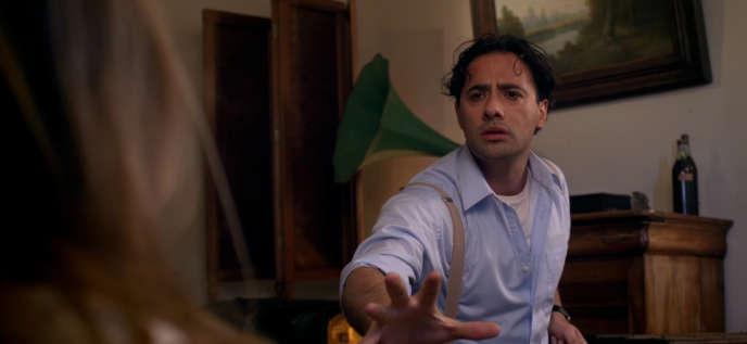 Xavier Gallais dans le film français de Boris Baum,