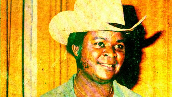 Le chanteur nigérian William Onyeabor.