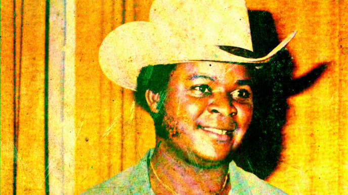 Le chanteur nigérian William Onyeabor.
