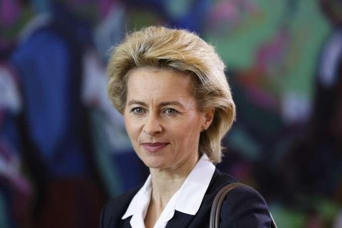 La ministre de la défense allemande Ursula von der Leyen a obtenu du Bundestag l'envoi de 250 soldats allemands au Mali.