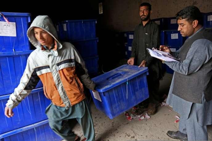 Les insurgés ont promis de tout faire pour « perturber » l'élection présidentielle, dont le premier tour aura lieu samedi.