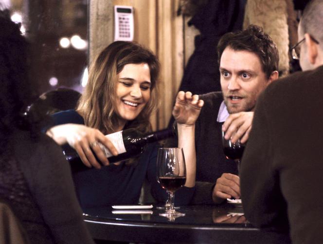 Marie Denarnaud et Vincent Londez dans le film français d'Audrey Estrougo,