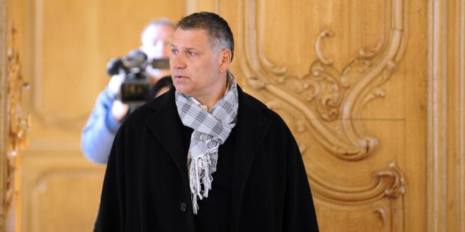 Bernard Barresi, au tribunal de Nancy le 2avril.