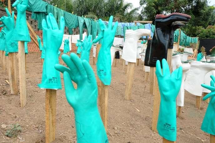 Le 16 septembre, huit personnes venues dans le village de Womé, en Guinée forestière, pour faire de la prévention ont été massacrées par les villageois, persuadés que les humanitaires venaient introduire l'épidémie d'Ebola dans leur région.