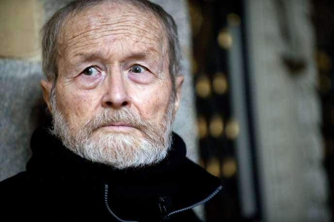 L'audience a été marquée par les accusations de son fils Guillaume, qui l'accuse d'avoir tué Agnès Le Roux.